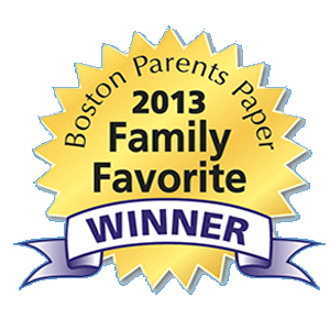 Boston Parents Paper 2013 winner family favorite indoor playspace