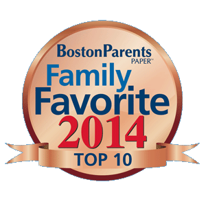 Boston Parents Paper 2014 winner family favorite indoor playspace