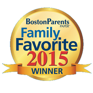 Boston Parents Paper 2015 winner family favorite indoor playspace