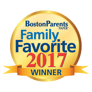Boston Parents Paper 2017 winner family favorite indoor playspace