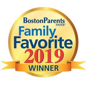 Boston Parents Paper 2018 winner family favorite indoor playspace