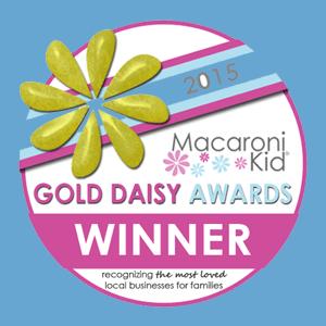 Gold Daisy winner 2015