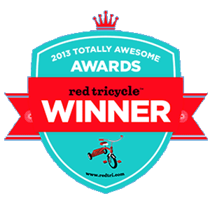 Red Tricycle 2013 winner most awesome indoor playspace